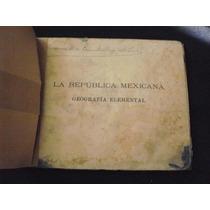 La República Méxicana Daniel Delgado Herrero Hermanos 1912