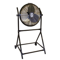 Ventilador De Pie Con Soporte Air King 9219 Pm0