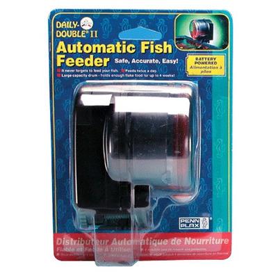 Alimentador automatico d pilas p peces en for Alimentador automatico peces