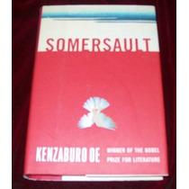 Libro Kenzaburo Oe Somersault Premio Nobel Ingles Mp0