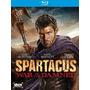 Spartacus Temporada 3 Importacion War Of The Damned Blu-ray