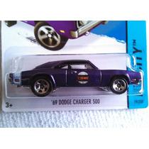 69 Dodge Charger 500 Hw City De Hotwheels 2015 # 19/250 Hemi