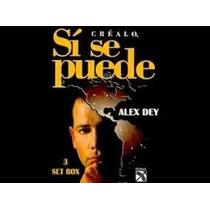 Alex Dey - Crealo Si Se Puede / Audiolibro