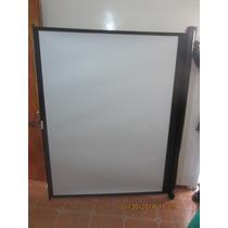 Pantalla De Proyección Blanco Mate Ms84