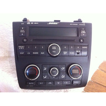 Autoestereo Original Nissan Altima Bose 6 Cds Mp3 Auxiliar