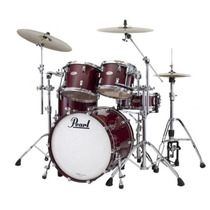 Bateria Pearl Refer 5p Jazz C/hw Color Wine Red, Rf5pjch-100