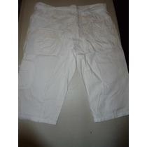 Pantalón Para Niña Pesquero, Talla 12, Precioso !