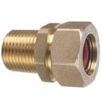 Pro-flex Brass Male Fitting3 / 4