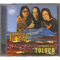 Heavy Nopal - En Concierto Toluca ( Rock Urbano Mexicano) Cd