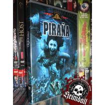 Dvd Piraña Joe Dante Roger Corman Esp Horror Terror Gore