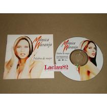Monica Naranjo Palabra De Mujer 1997 Epic Cd