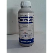 New Cap 1lt Herbicida Glifosato Control De Maleza