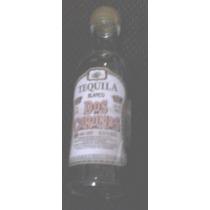 Mini Botella De Tequila Dos Coronas