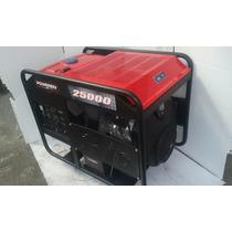 Planta De Emergencia 25000 Watts Trifasica Marca Poweren