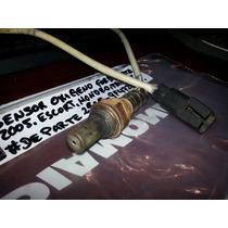 Sensor De Oxigeno Para Ford Mondeo, Escort, Fiesta Y Transit