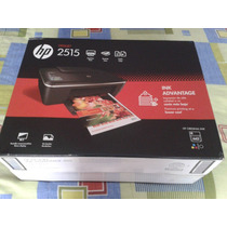 Hp Deskjet Ink Advantage 2515 Multifuncional