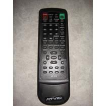 Control Para Tv Atvio Rm 338