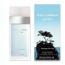 Rm4 Perfume D&g Light Blue Dreaming In Portofino (100ml)