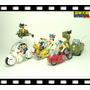 Dragon Ball Mecha Collection, Colección Completa Mn4
