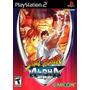 Play Station - Ps2 Street Fighter Alpha Anthology