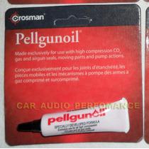 Pellgunoil Crosman Original Aceite Para Articulos Co2