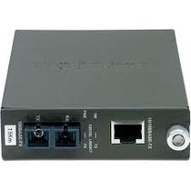 Convertidor Fibra Optica Trendnet Tfc-110s15
