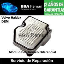 Volvo Haldex Dem S60 Xc90 Diferencial Electronico Reparacion