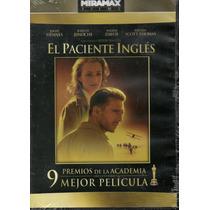 El Paciente Ingles. Dvd