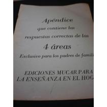 Apéndice Respuestas Correctas 4 Areas Padres Fam Ed Mucar