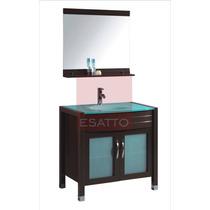 Esatto - Mueble De Baño Importado Incluye Todo Xh-21522 Vv4