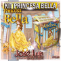 Princesa Bella Invitacion Carteles Kit Imprimible Jose Luis