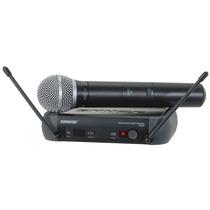 Shure Pgx24/pg58 Receptor Transmisor Microfono