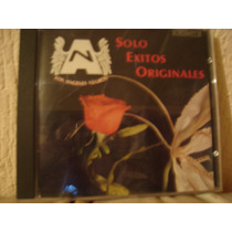 Los Angeles Azules Negros Cd Solo Exitos Originales Edic.90