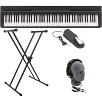 Yamaha P-35 Piano 88 Teclas + Soporte + Pedal + Audifonos