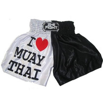 Short Zhefight Muay Thai Talla S Y M !! Pm0