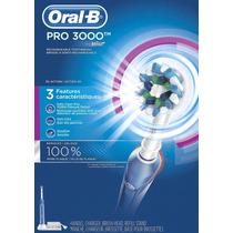 Oral B Pro 3000 De Braun Cepillo De Dientes Electrico
