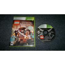 Lego Pirates Of Caribbean Sin Instructivo Para Xbox 360,chec