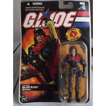 Major Bludd Nuevo Gi Joe Cobra No Legends Wwe Guardians Baf