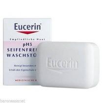 Eucerin Ph5 Jabón Limpiador Libre 100g Bar Para La Piel Sens