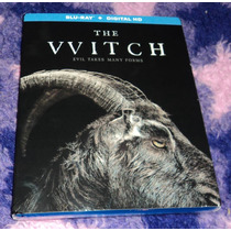 The Witch - La Bruja - Bluray Importado Usa Estreno Terror