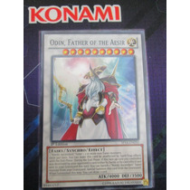 Yugioh Odin Father Of The Aesir Comun 1st Sp14-en050