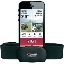 Banda Transmisor Wearlink Polar H7 Bluetooth Para Iphone