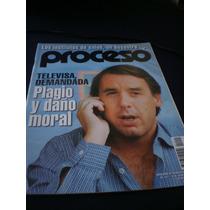 Proceso Televisa Demanda Plagio Y Daño Moral #1411,año 2003