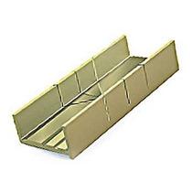 Zona 37-240 De Aluminio Fina Ranura De Inglete Caja Tamaño D