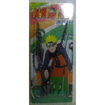 Collar Metálico De La Serie Anime Naruto
