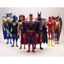 Dc Justice League Unlimited Batman, Wonder Woman, Superman