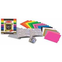 Block Origami Paso A Paso 51 Hojas 17 Colores Melissa & Doug