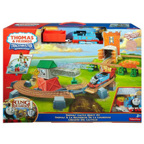 Thomas And Friends Circuito Del Castillo Trackmaster