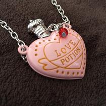 Harry Potter Collar Poción De Amor Love Potion