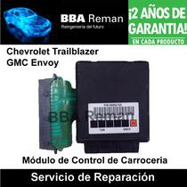 Chevrole Gmc Trailblazer Envoy Control Carroceria Reparacion